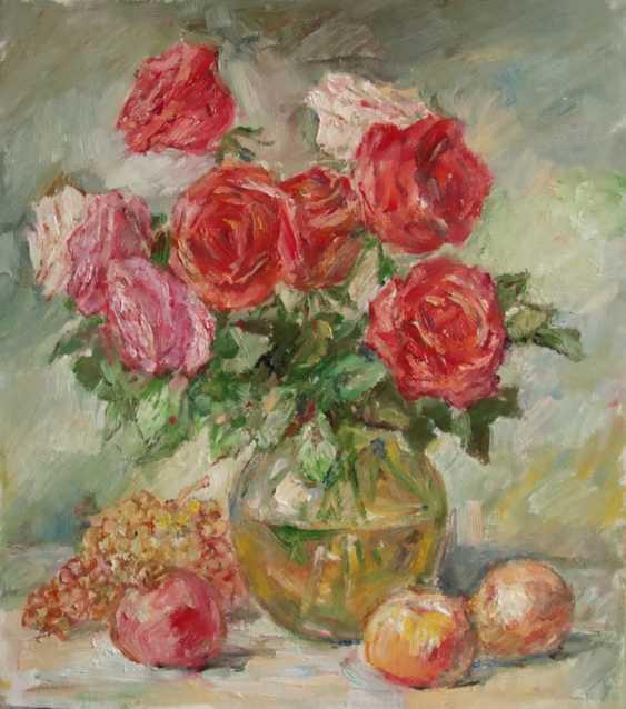 Marina Novikova. Red roses - photo 1