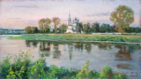 Alexander Bezrodnykh. Vologda river - photo 1
