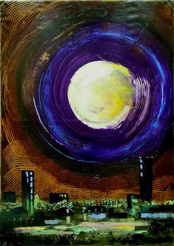 Vadim Stolyarov. City under the moon - photo 1
