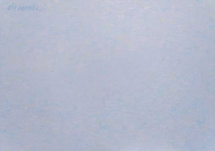 Artur Abramiv. Тhousand shades of white or Predator. White day - photo 2