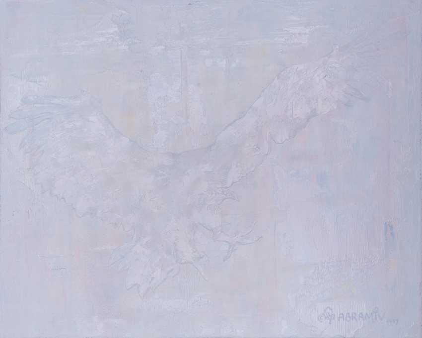 Artur Abramiv. Thousand shades of white or Predator. White day - photo 1