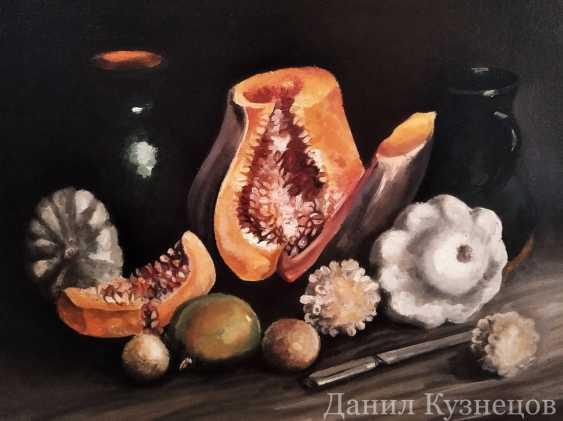 """Danil Kuznetsov. Oil painting """"Autumn Art"""" - photo 1"""