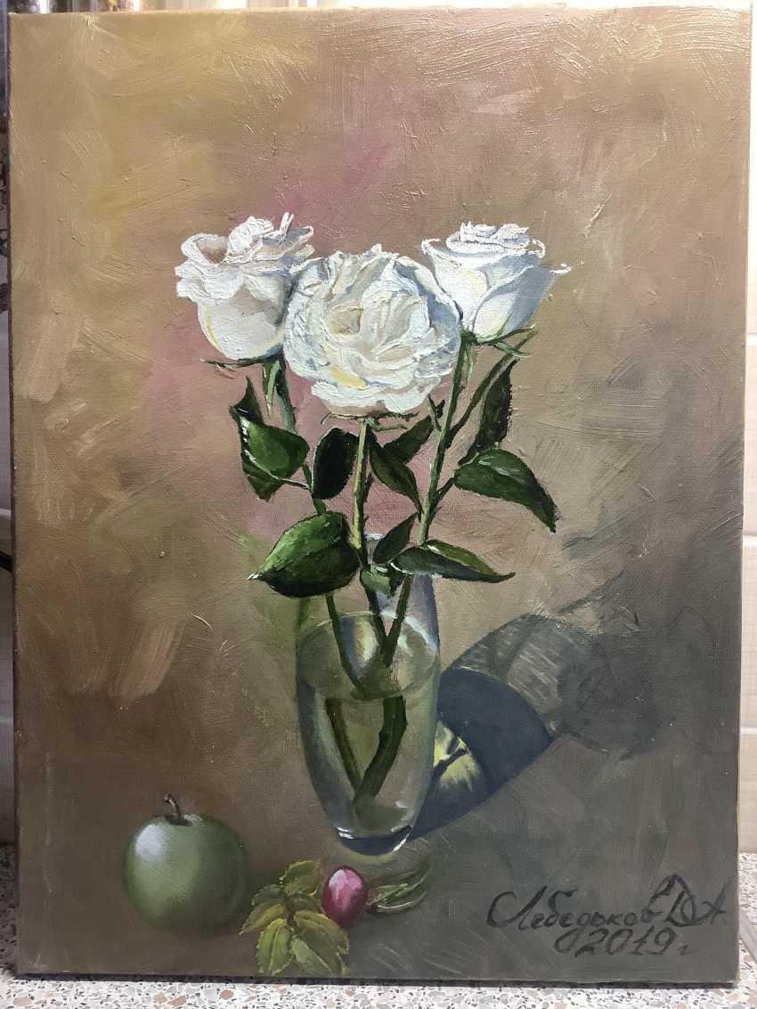 Dmitriy Lebed'kov. Roses - photo 2