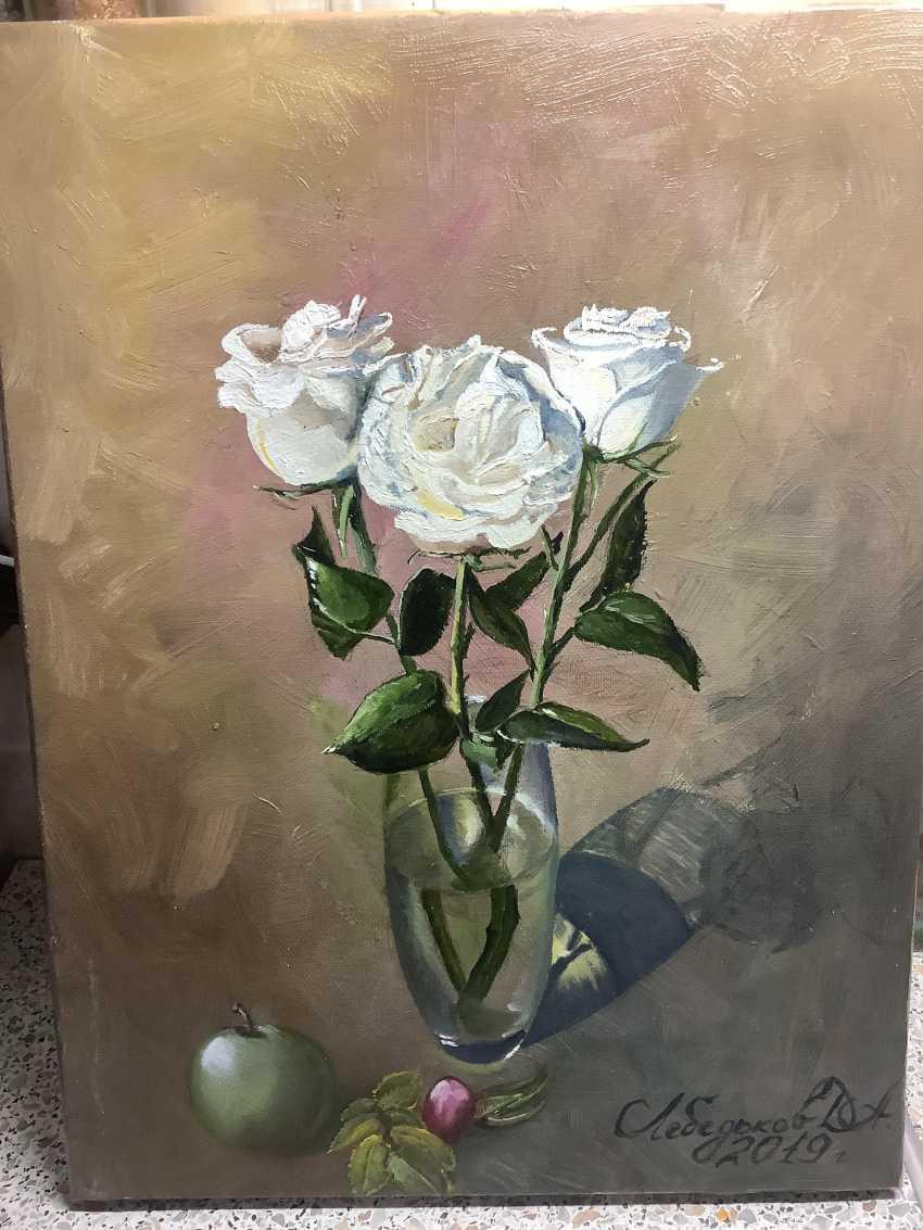 Dmitriy Lebed'kov. Roses - photo 3
