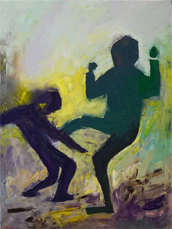 Vadim Stolyarov. A fight with a shadow - photo 1