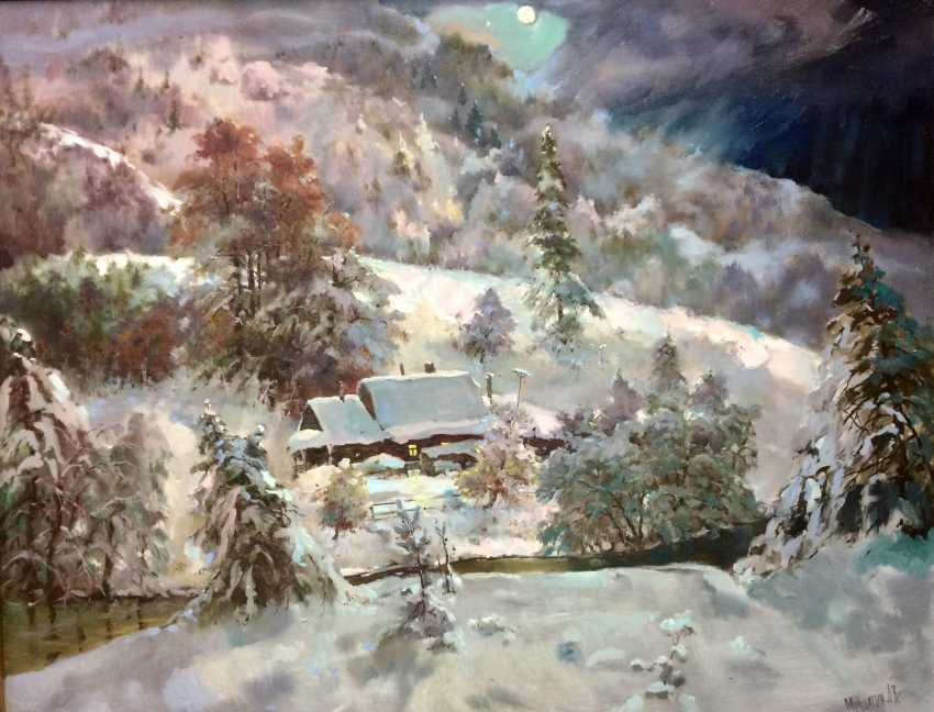 Andrey Mishagin. Winter romance - photo 1