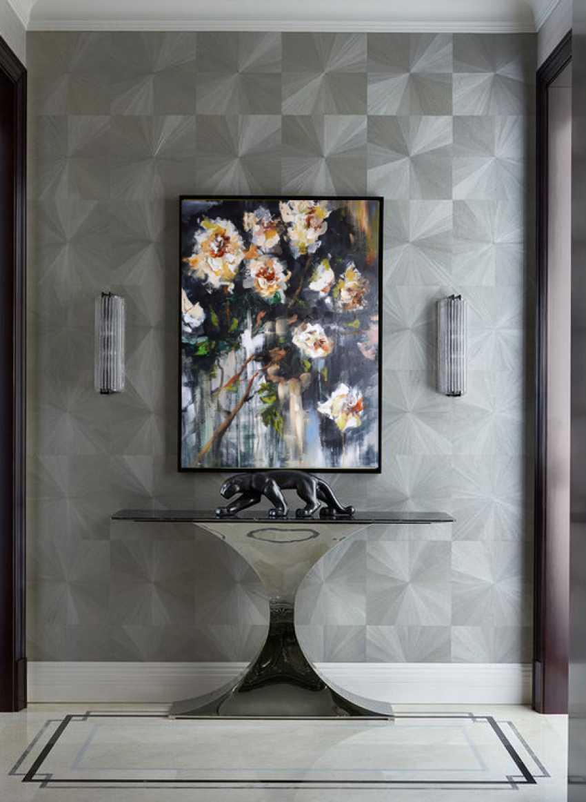 Oksana Shaliapina. White flowers - photo 2