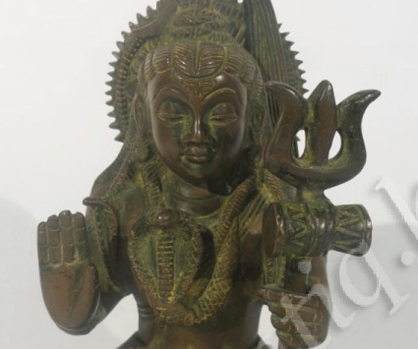 Bronze Buddha - photo 2