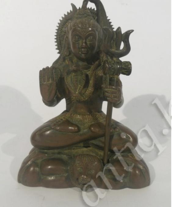 Bronze Buddha - photo 1