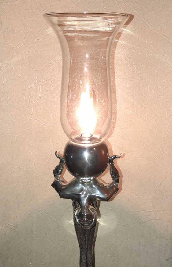 Лампа ''Акробат''. - photo 6