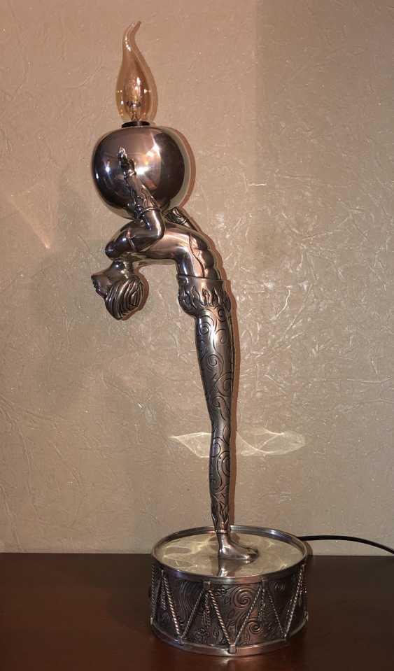 Лампа ''Акробат''. - photo 8