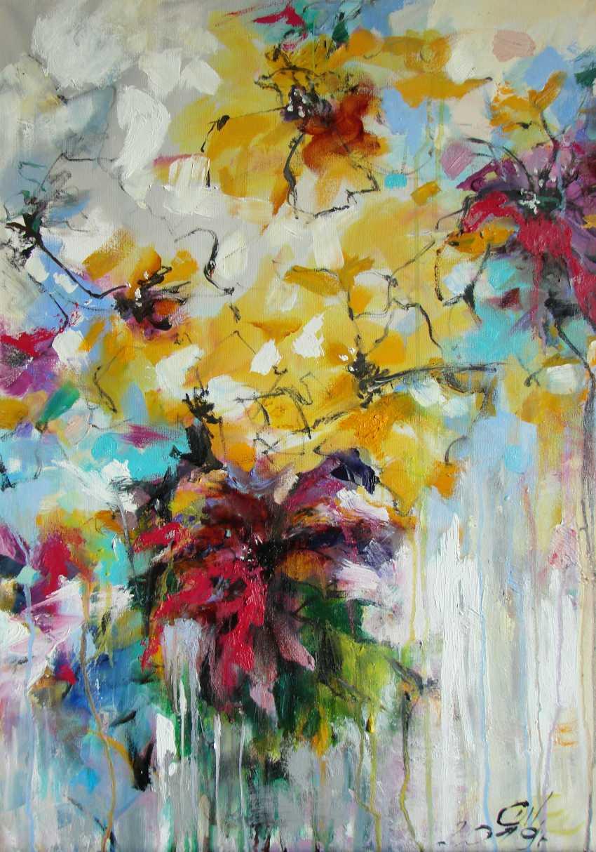 Oksana Shaliapina. art flowers - photo 1