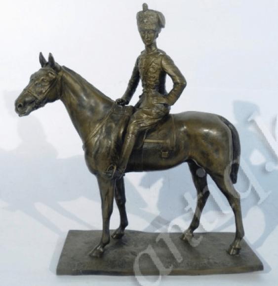 Cavalry hussars - photo 1