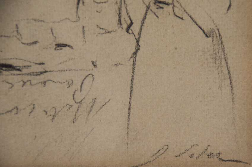 Double-sided sketches of Fin de siècle Ladies - photo 3