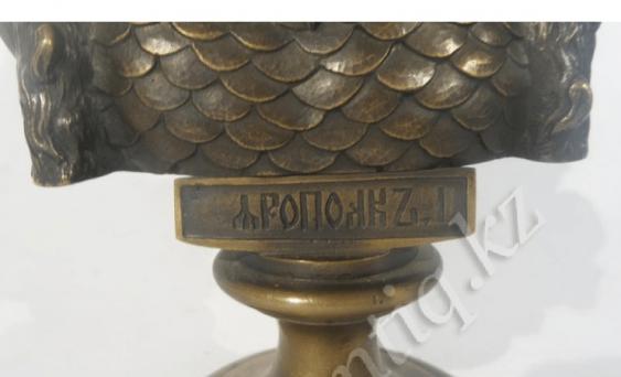 Yaropolk bronze by F. Chopin - photo 3