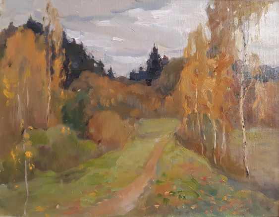 Elena Tolstaya. « Золотая осень» - photo 1