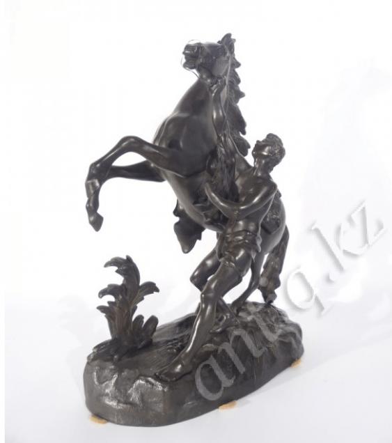 """Tamer of horses""Coustou. - photo 1"