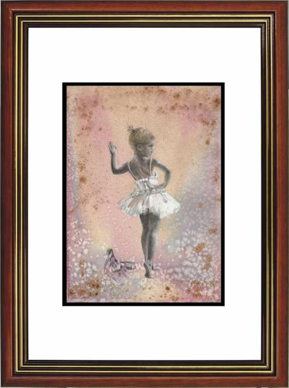 Natasha Mishareva. Балет, балет, балет... Рисунок, ручная работа, 2020г Автор - Мишарева Наталья - photo 4