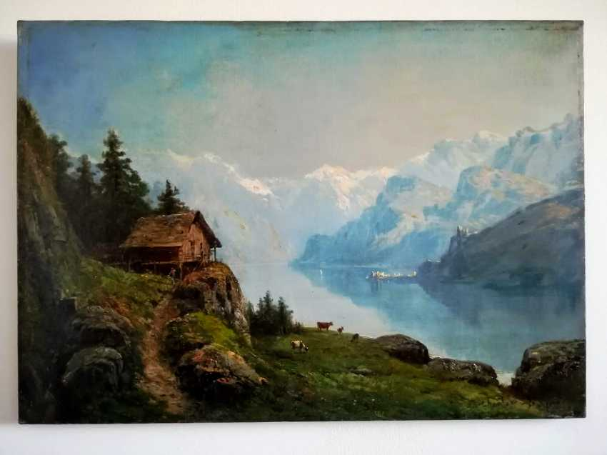 Alpages sur le lac - photo 1