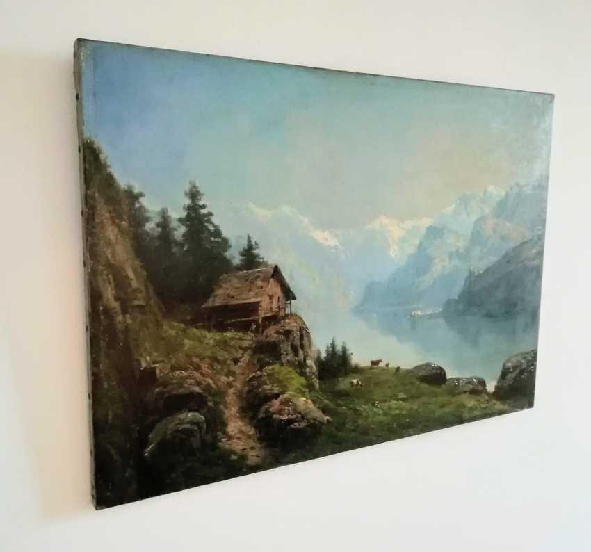 Alpages sur le lac - photo 2