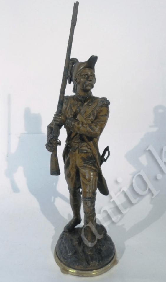 """""""Soldier with gun"""" - photo 1"""