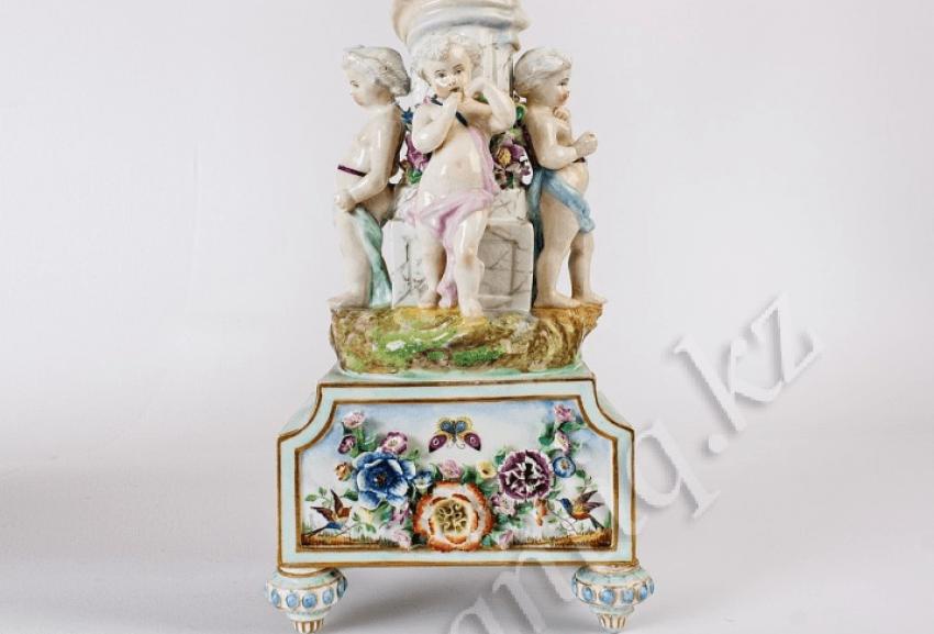 porcelaine de candélabres XIXE-XXE siècle - photo 3