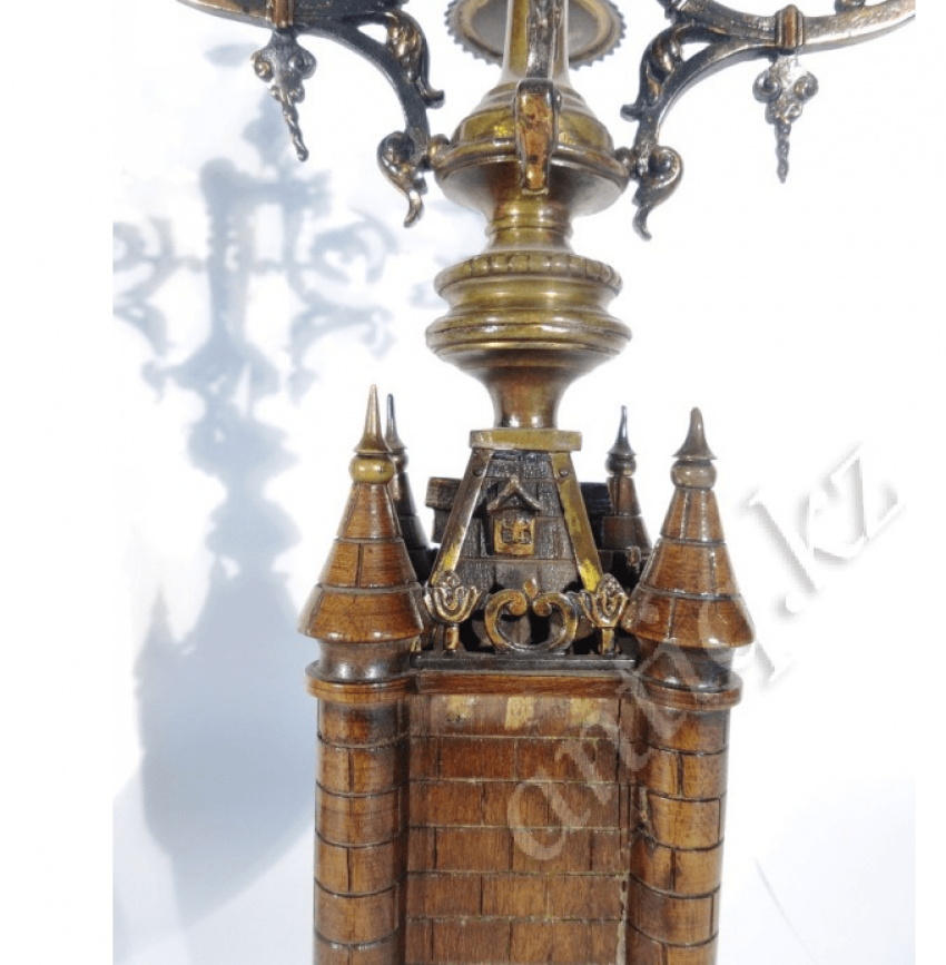 candelabra in the form of towers in the twentieth - photo 4