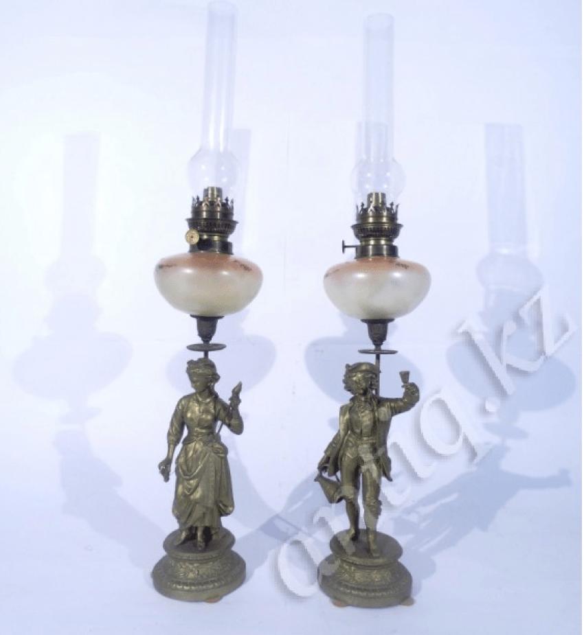 Pair of lamps Europe, beginning of XX century - photo 2