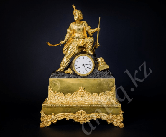 Pichon a Paris. Desk clock - photo 1