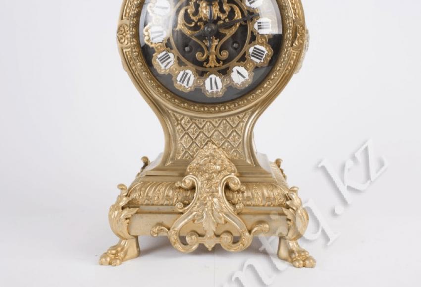 Mantel clock Beginning of the twentieth century. - photo 3