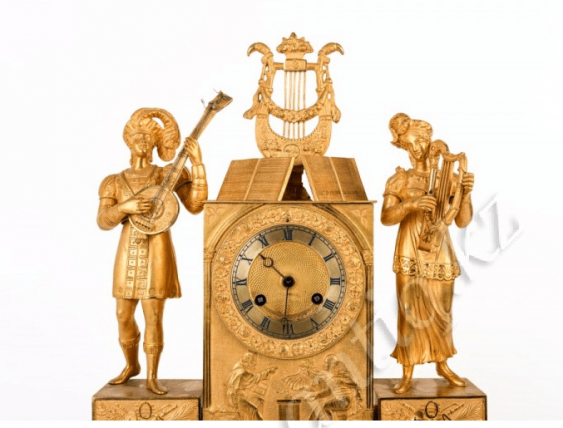 Clock in Empire style - photo 2