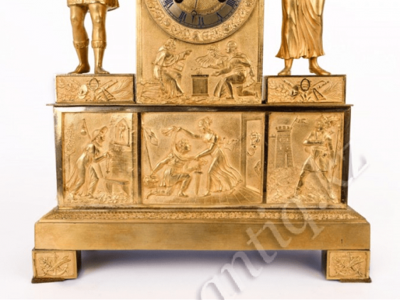 Clock in Empire style - photo 3