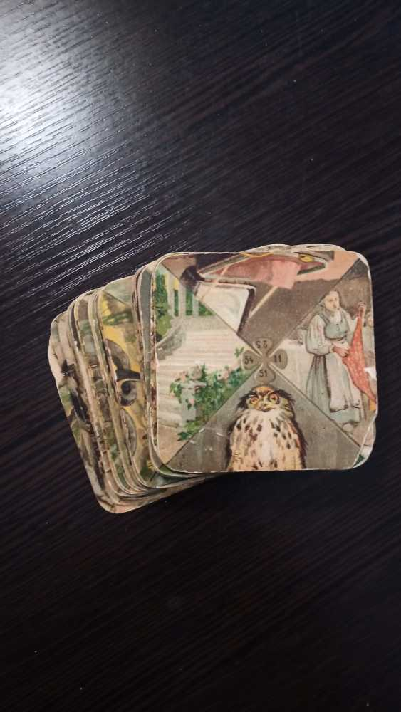 Divination cards - photo 2