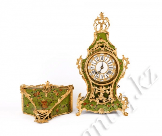 Watch console XVIII century France. - photo 2