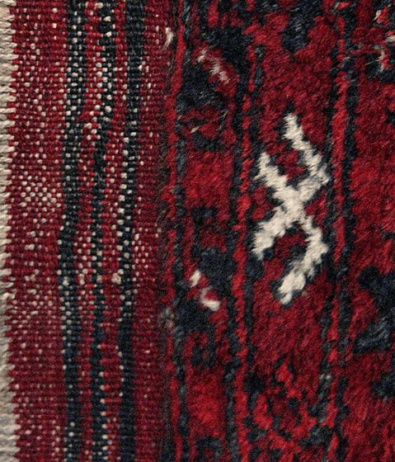 "Turkmen carpet ""Big Āqchah"" - photo 3"