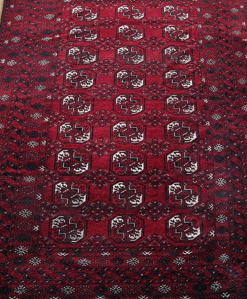 "Turkmen carpet ""Big Āqchah"" - photo 1"