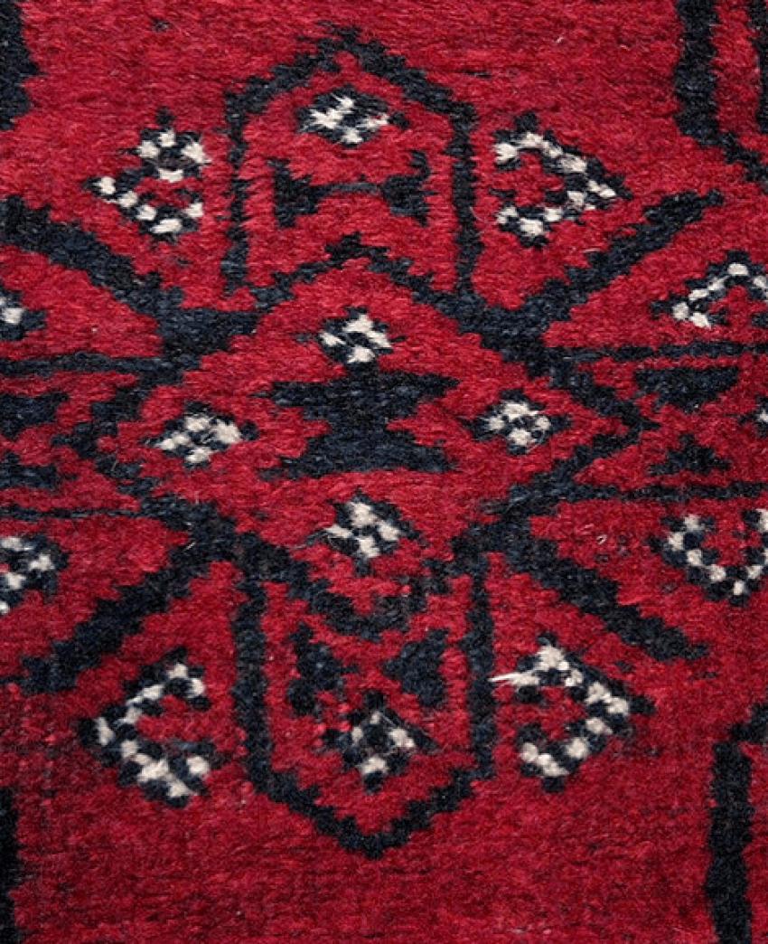 "Turkmen carpet ""Big Āqchah"" - photo 5"