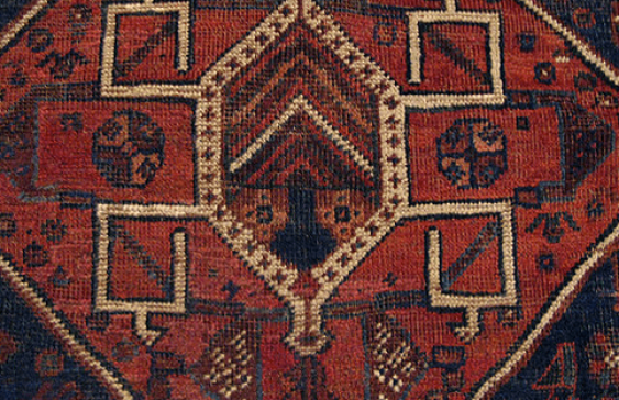 "Carpet ""Qashqai"" 50-ties of XX century - photo 3"
