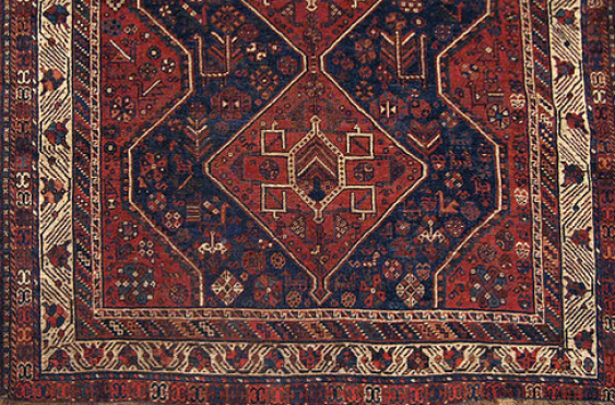"Carpet ""Qashqai"" 50-ties of XX century - photo 1"
