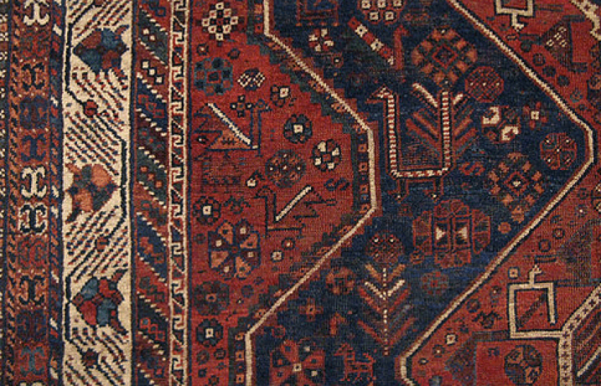 "Carpet ""Qashqai"" 50-ties of XX century - photo 5"