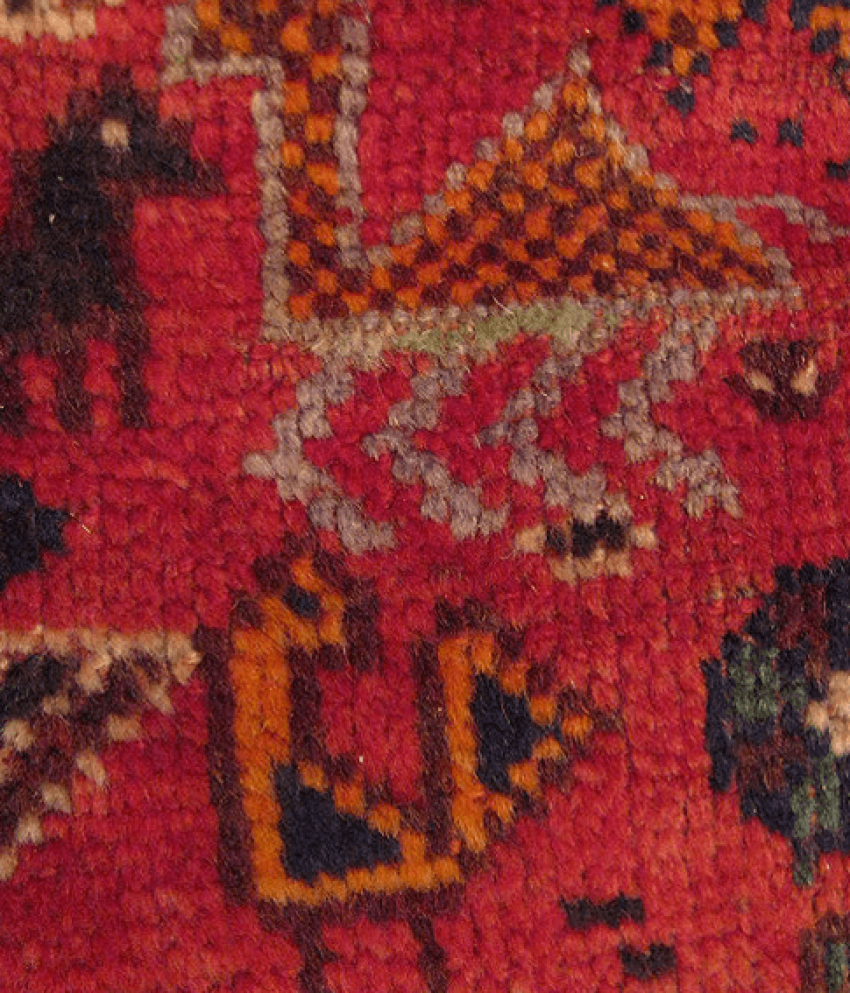 "Carpet ""Qashqai"" of the twentieth century, 50 years - photo 4"
