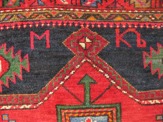 "Antique Azerbaijan carpet ""Cirakli"" 20-30 years of the twentieth century. - photo 3"