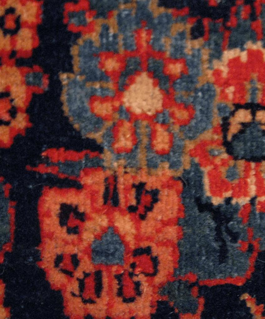 """Antique Persian carpet"""", Saruk"""" - photo 3"""