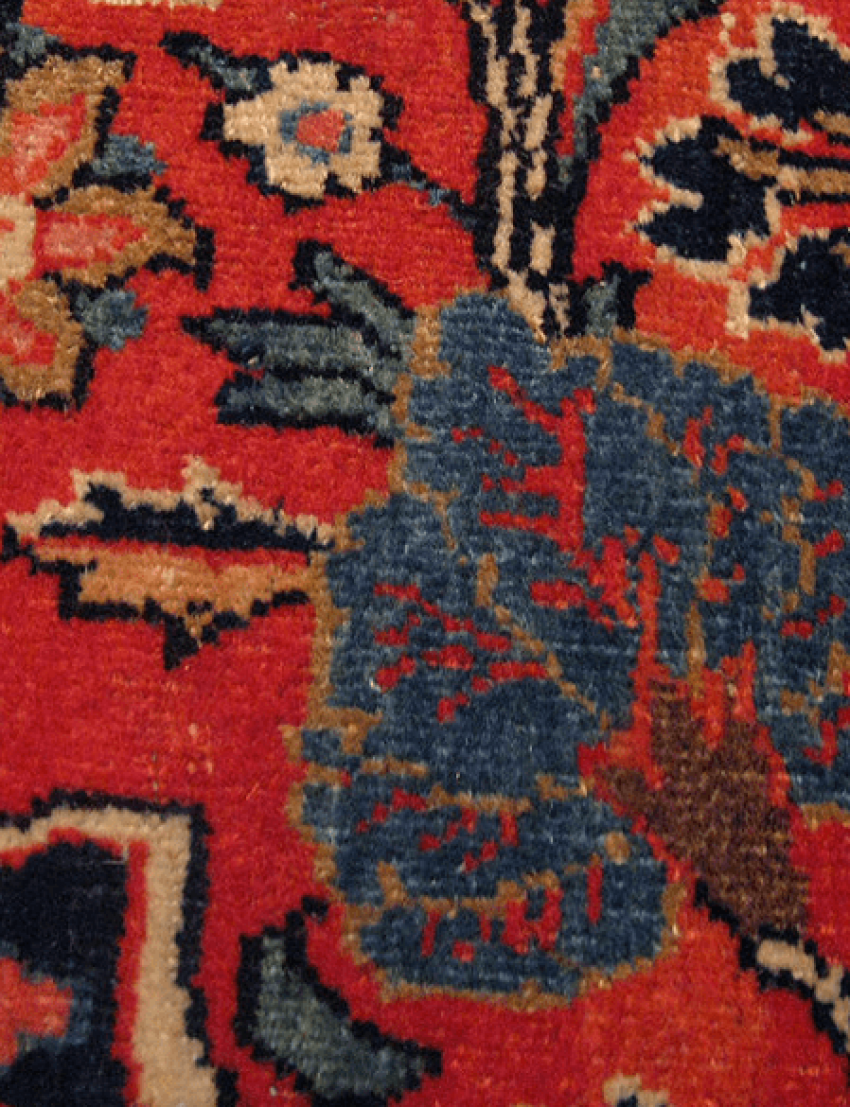 """Antique Persian carpet"""", Saruk"""" - photo 4"""