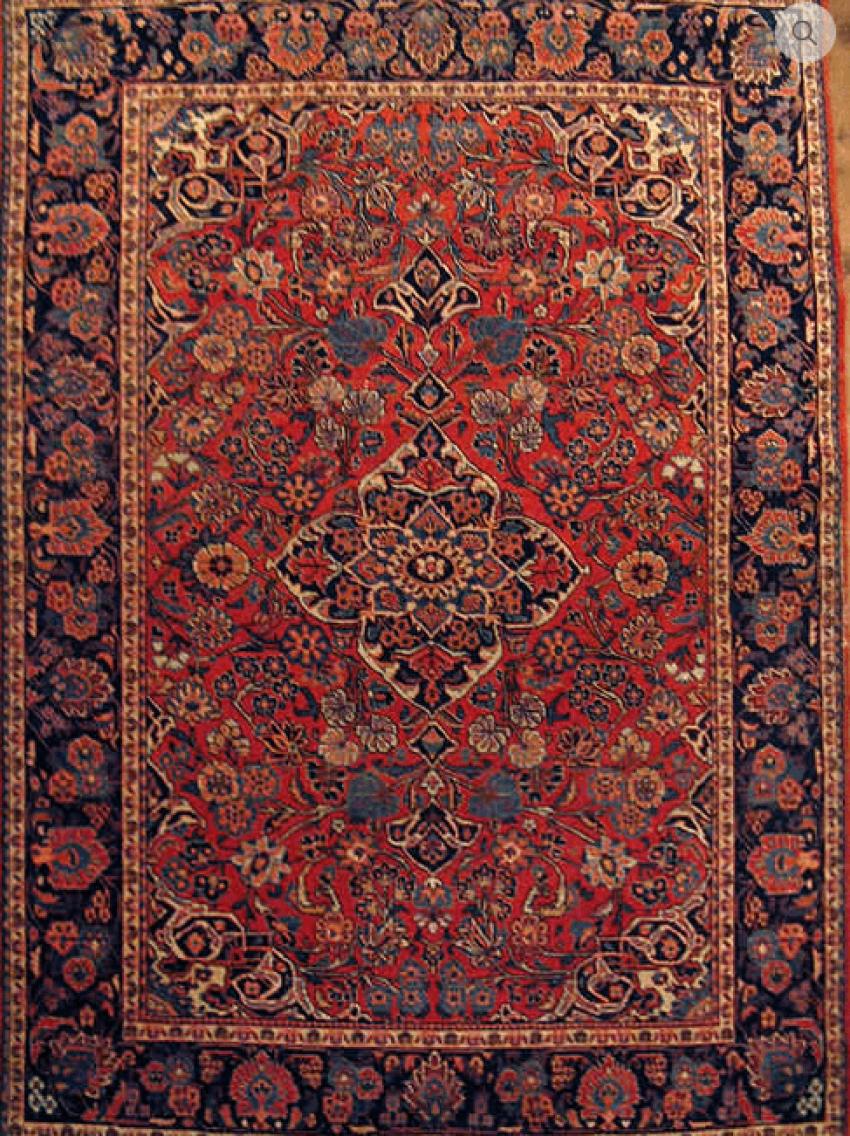 """Antique Persian carpet"""", Saruk"""" - photo 1"""