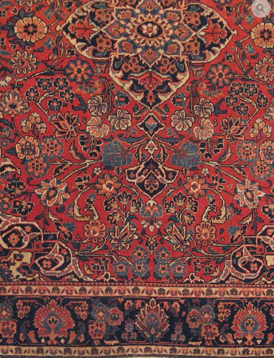 """Antique Persian carpet"""", Saruk"""" - photo 5"""