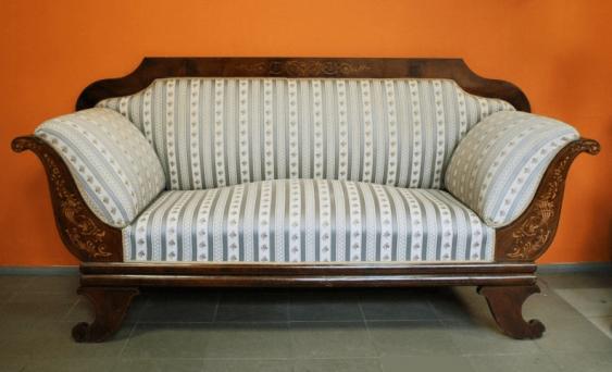 Biedermeier sofa, 1840. g - photo 1