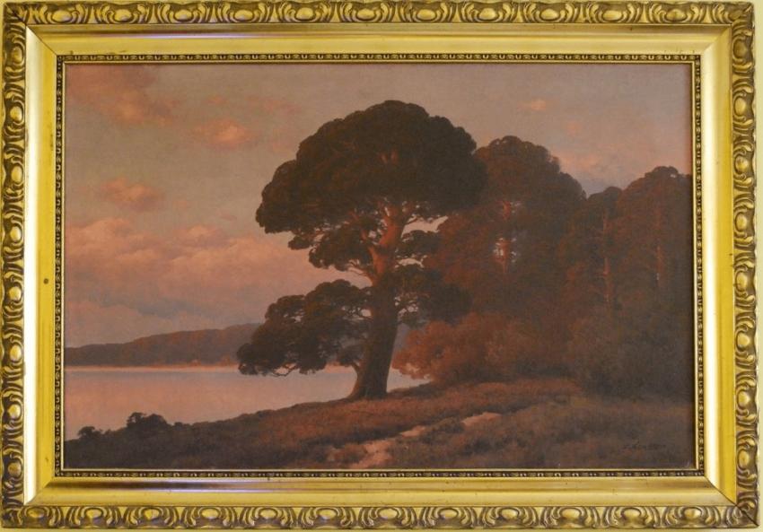 Sunset, Carl Kenzler (1872-1947) - photo 1