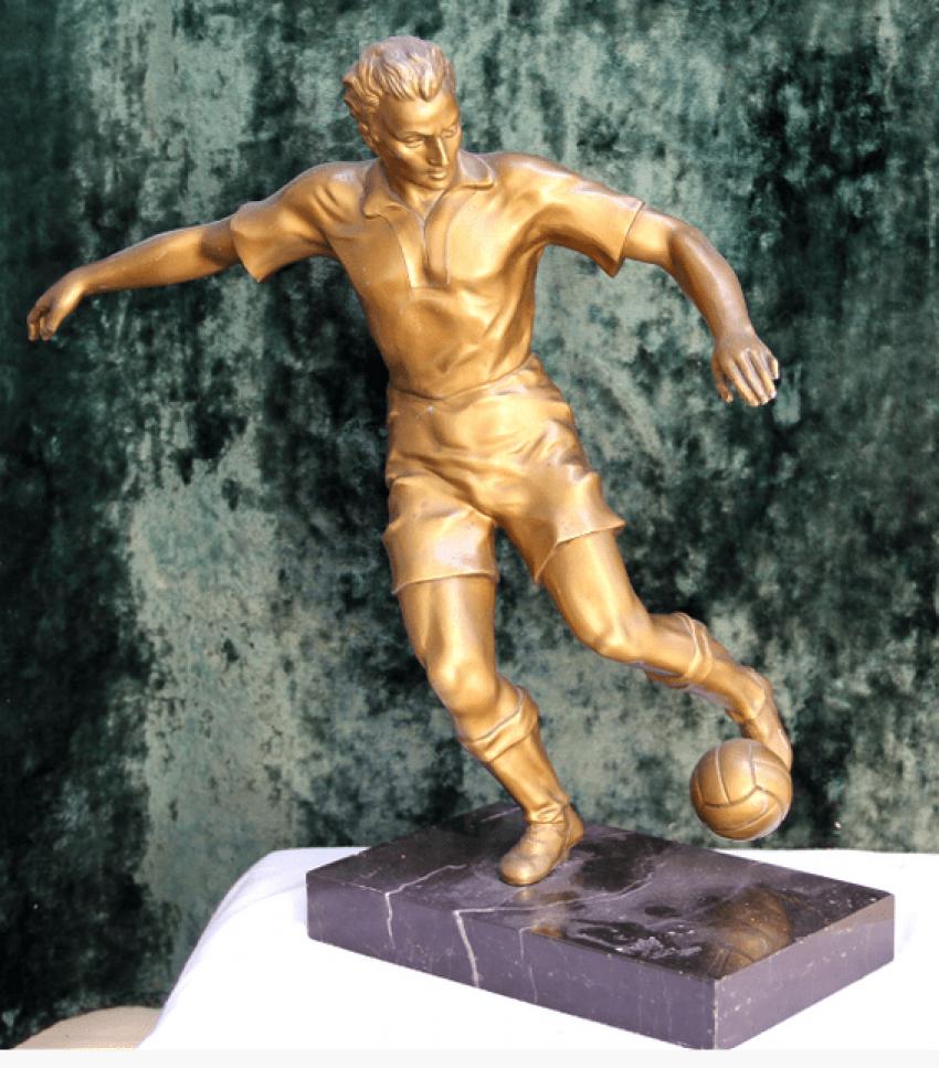 Football player beginning of XX-th century Spitr - photo 1