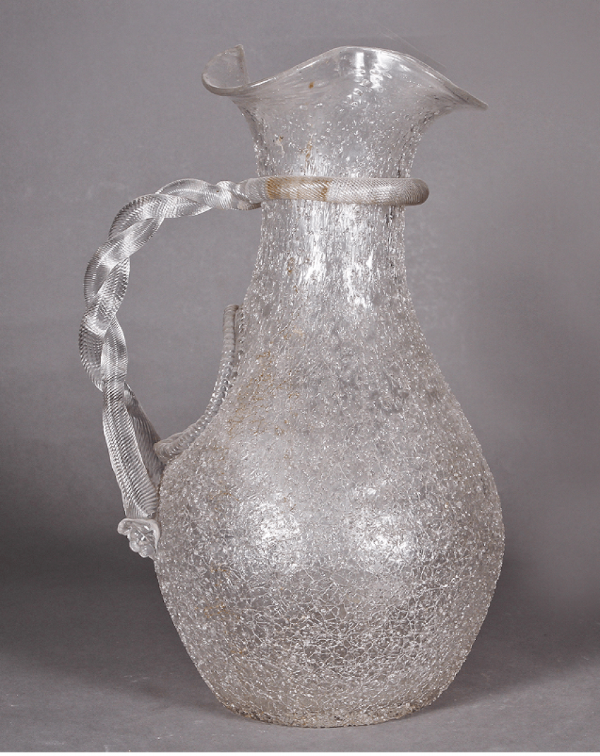 Jug Western Europe, beginning of XX century, glass - photo 1